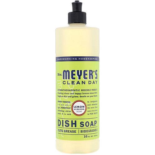 Dish Soap Lemon
