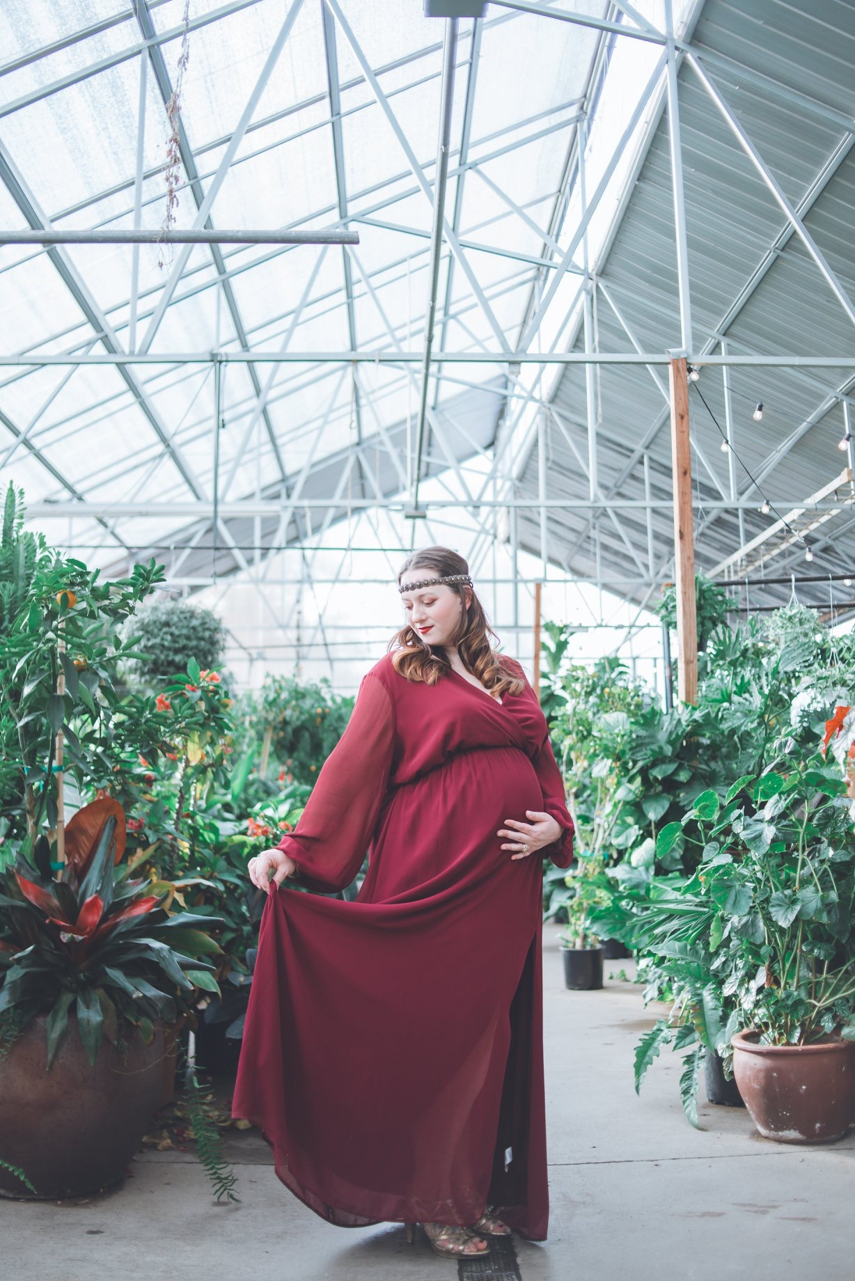 Kasandra's Maternity Session