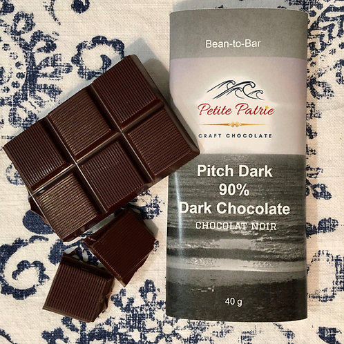 Pitch Dark - 90% Dark chocolate Blend