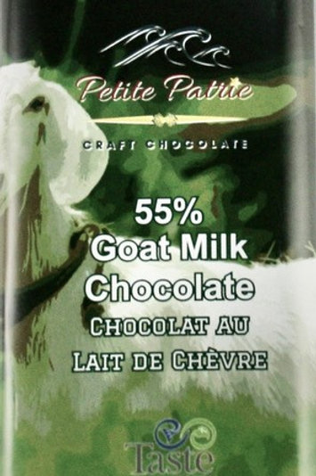 Goat Milk Chocolate with Hazelnut