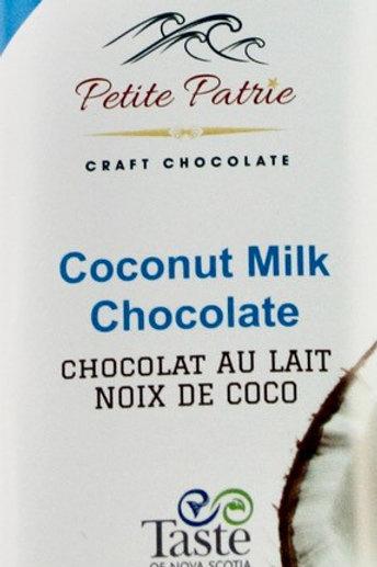 Coconut Milk Chocolate Dairy & Sugar Free