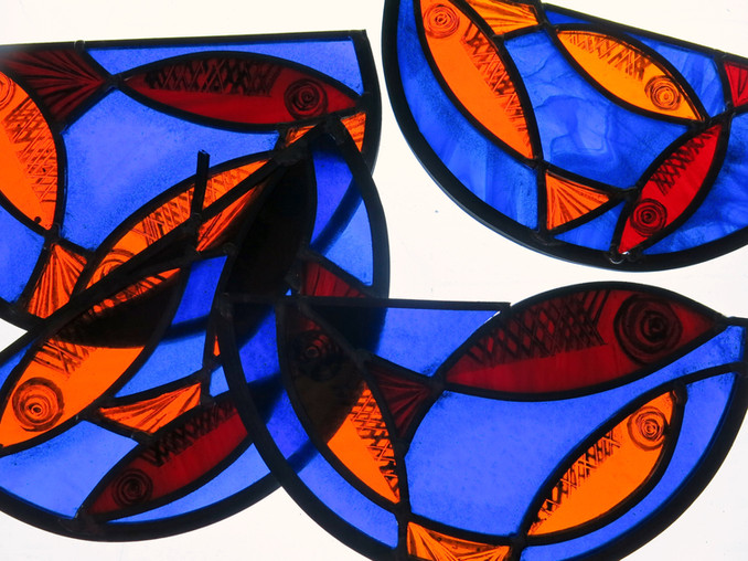 FISH BOWLS