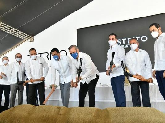 """Presidente Abinader: """"El Gran Santo Domingo está cambiando para ser una ciudad de talla mundial"""""""