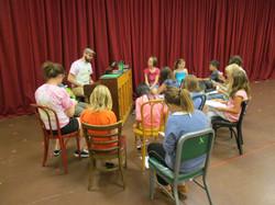 SRT Summer Camp Sing