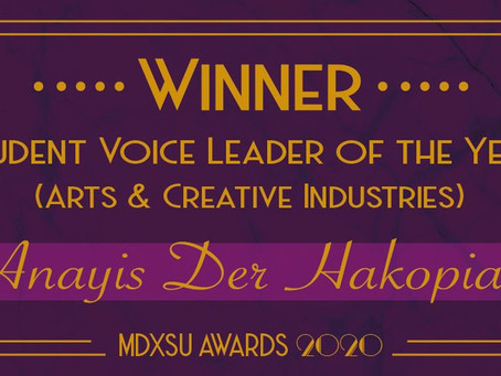 MDX Student Union Awards