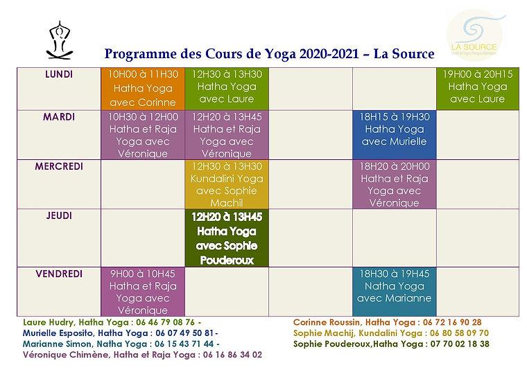 LA SOURCE PROGRAMME YOGA 2020 21-page-00