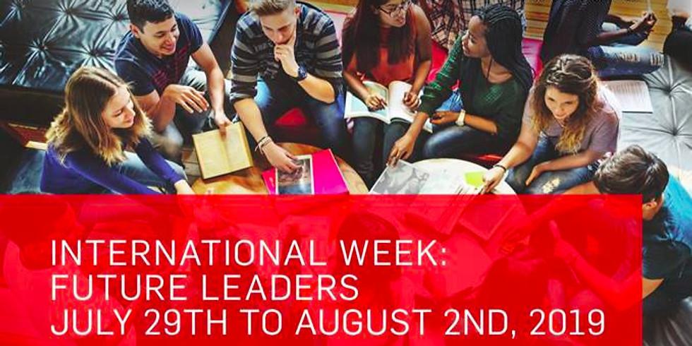 "International Summer School ""Future Leaders"" (Germany)"