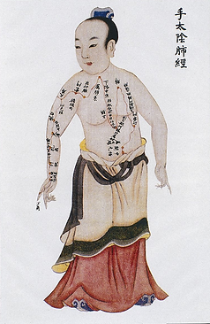 Lung Meridian : Old Japanese Acupuncture