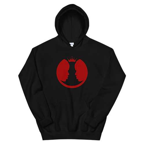 Classic Red Unisex Hoodie