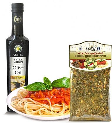 Смесь для спагетти MINOS 50г