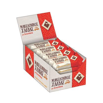 "Халва батончик шоколад "" MACEDONIAN HALVA"" карт/уп. 40г"