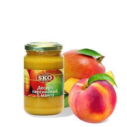 Десерт персиковый с манго SKO 350мл