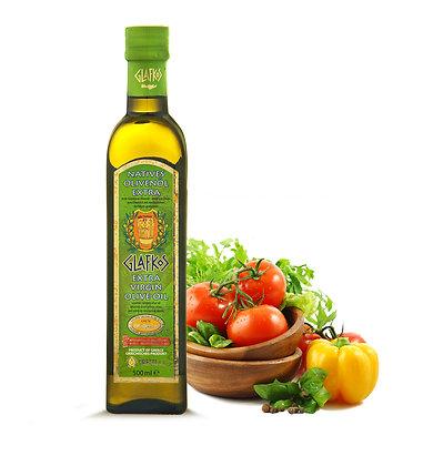 Масло оливковое Glafkos 500мл