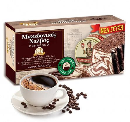 Халва с кофе эспрессо HAITOGLOU 400г