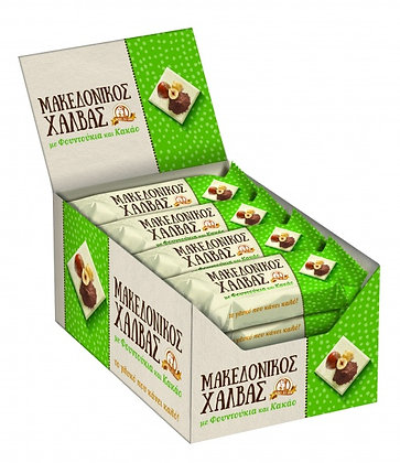 Халва батончик какао-фундук HAITOGLOU 40г