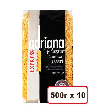 2 min TORTI №56 Adriana 500г