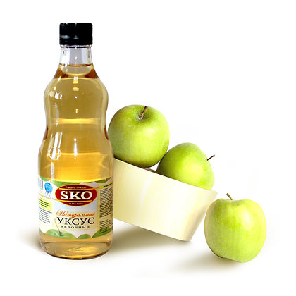 Яблочный уксус SKO 500мл