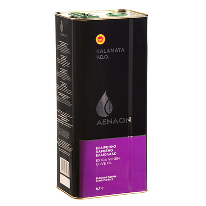 Масло оливковое AENAON 5л