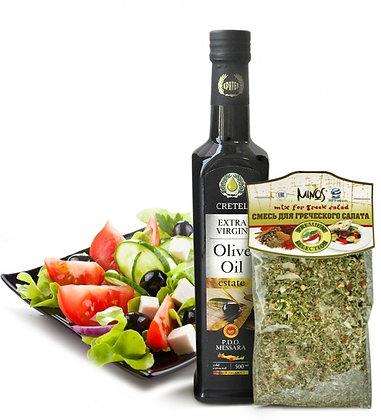 Смесь для греческого салата MINOS 40г