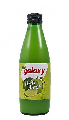 Лаймовый сок GALAXY 250мл