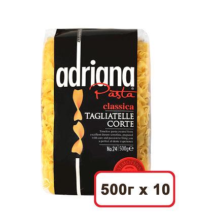 TAGLIATELLE CORTE №24 Adriana 500г