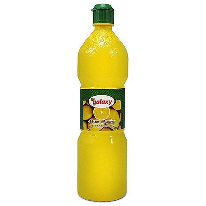 """Лимонный сок - заправка """"GALAXY"""" 380 мл, пэт/б (Греция)"""