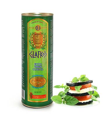 Масло оливковое Glafkos 1л