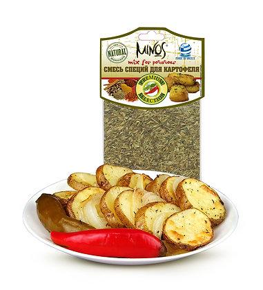 Смесь для картофеля MINOS 50г