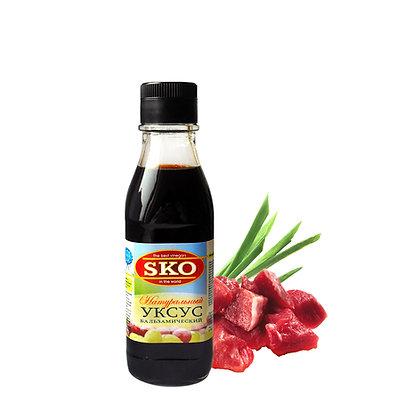 """Уксус натуральный бальзамический """"SKO"""" 250мл, ст/б (Испания)"""