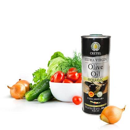 Масло оливковое CRETEL BIO/ORGANIC 500мл