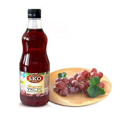 Красный винный уксус SKO 500мл