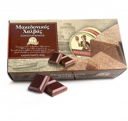 Халва с шоколадом HAITOGLOU 400г