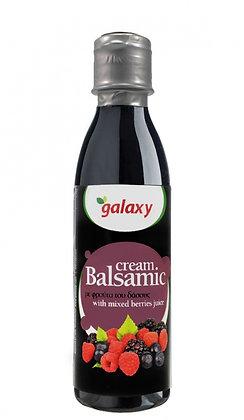 Бальзамический крем с лесными ягодами GALAXY 250мл