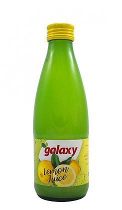 Лимонный сок GALAXY 250мл