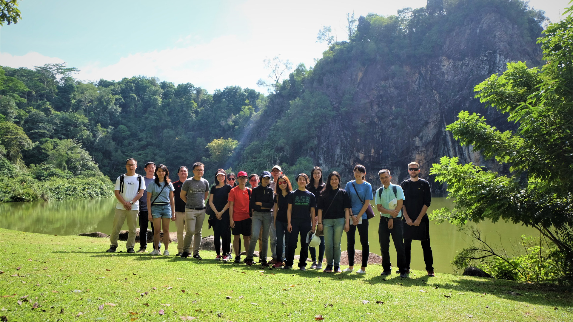 301119 Technical Field Visit to Igneous