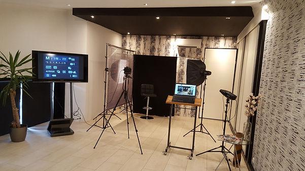 Studio ruimte van Studio FGH Ter Aar