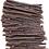 Thumbnail: Bâtonnets de bois de pommier naturels - Pqt 10