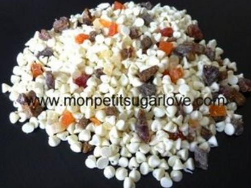 Pépites de yogourt nature entier (AVEC 5 fruits)