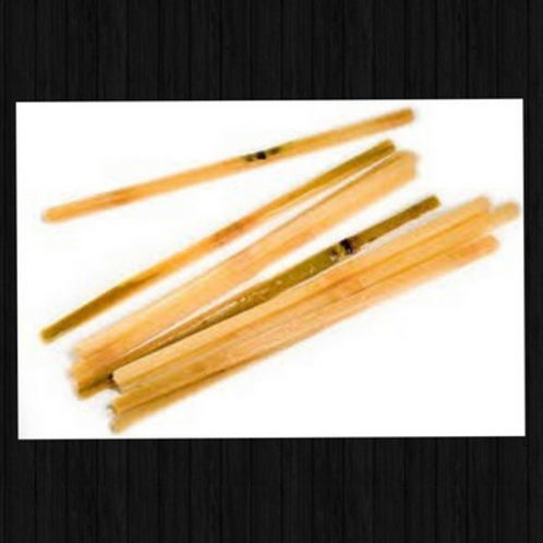 Bâtonnets de canne à sucre naturelle - Pkg 5