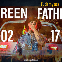 Green father 比杰
