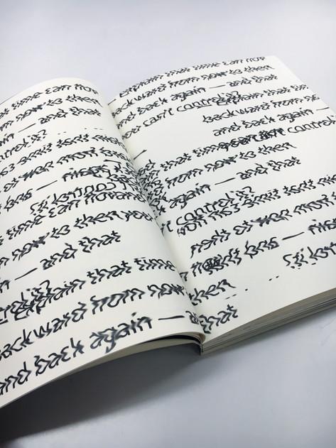 Girl Interrupt– typebook