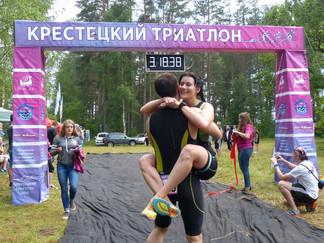 Олимпийская ситцевая свадьба