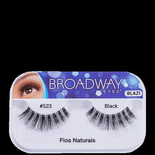 Cílios Postiços Kiss Broadway Eyes - BLA21