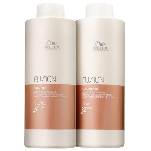 Shampoo + Condicionador Fusion - 1 Litro