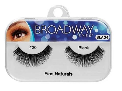 Cílios Postiços Kiss Broadway Eyes - BLA04