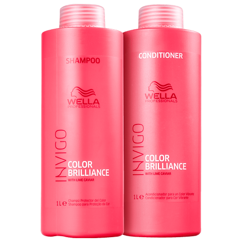 Shampoo + Condicionador Brilliance - 1 Litro