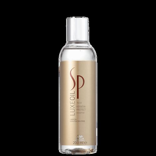 Wella SP Shampoo Luxe Oil Keratin Restore - 200ml