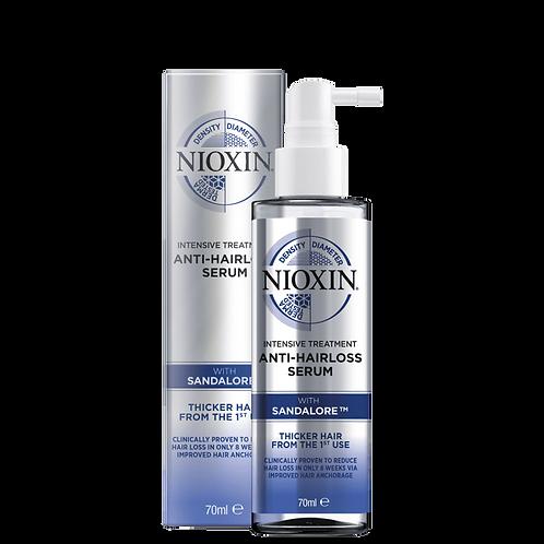 Nioxin Anti-Hairloss - Sérum Antiqueda 70ml