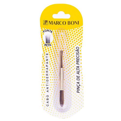 Pinça Ponta Dourada Marco Boni