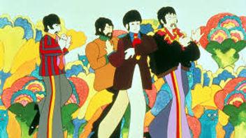 Beatles ~ Yellow Submarine.jpg